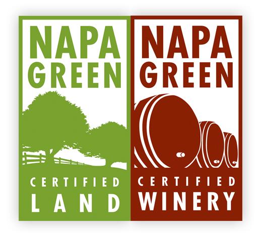 Schramsberg and Davies Vineyards' Napa Green Certified Land and Napa Green Certified Winery Certificates