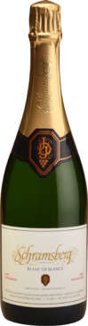 750 ML bottle Schramsberg 2006 Blanc de Blancs Late Disgorged
