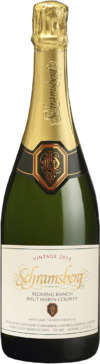750 ML bottle Schramsberg Brut Marin Redding Ranch