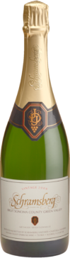 Schramsberg 2009 Brut Sonoma County, Green Valley