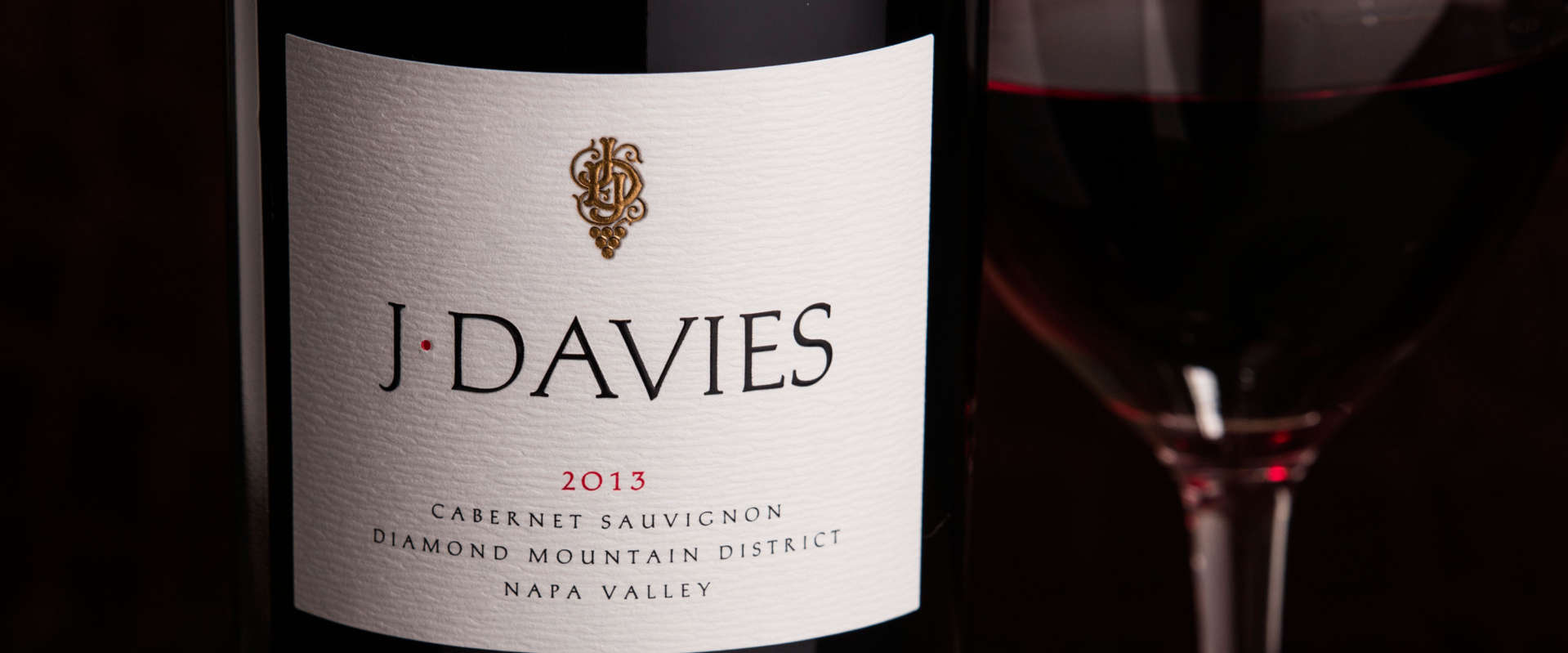 J. Davies 2013 Cabernet Sauvignon, Diamond Mountain District, Napa Valley