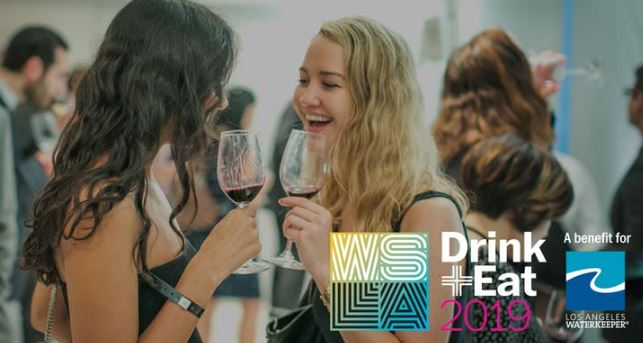 Wine & Spirits Magazine Eat and Drink 2019 event announcement