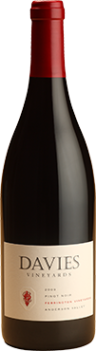 Davies Vineyard Pinot Noir, Ferrington Vineyards, Anderson Valley