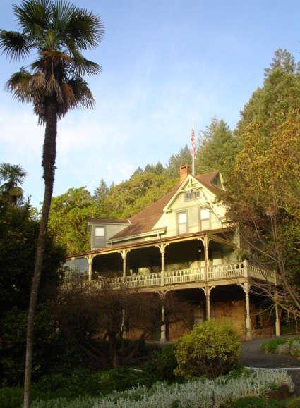 Historic Schramsberg House