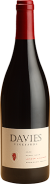 Davies Vineyards Pinot Noir, Londer Vineyard