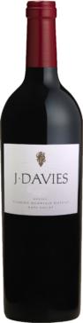 1 750 mL Bottle of J. Davies Estate Malbec wine