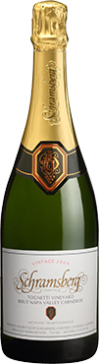Schramsberg 2009 Tognetti Vineyard Brut Napa Valley