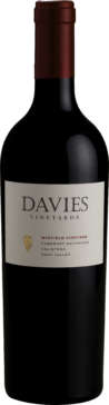 750 ML bottle Davies Vineyards