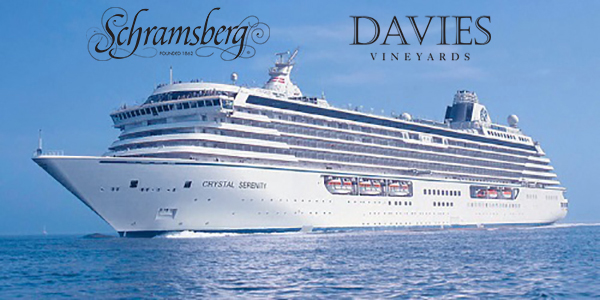 2021 Schramsberg & Davies Vineyards Vintner Cruise