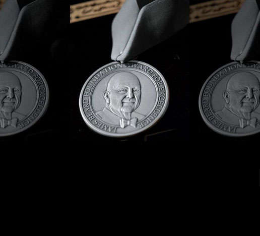 James Beard Foundation Medal of Excellence